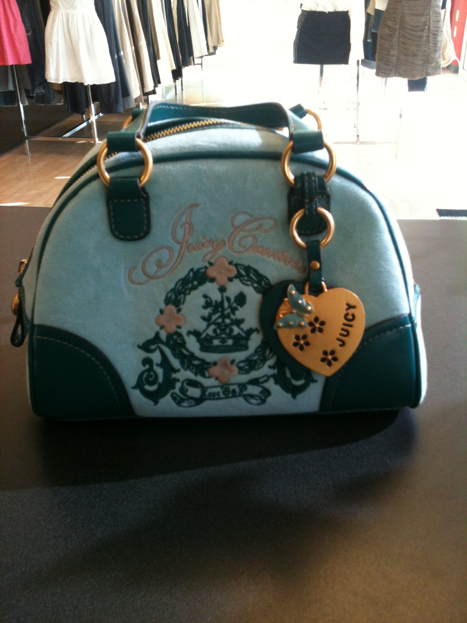 Juicy Couture Purse Arnold S Walk In Closet